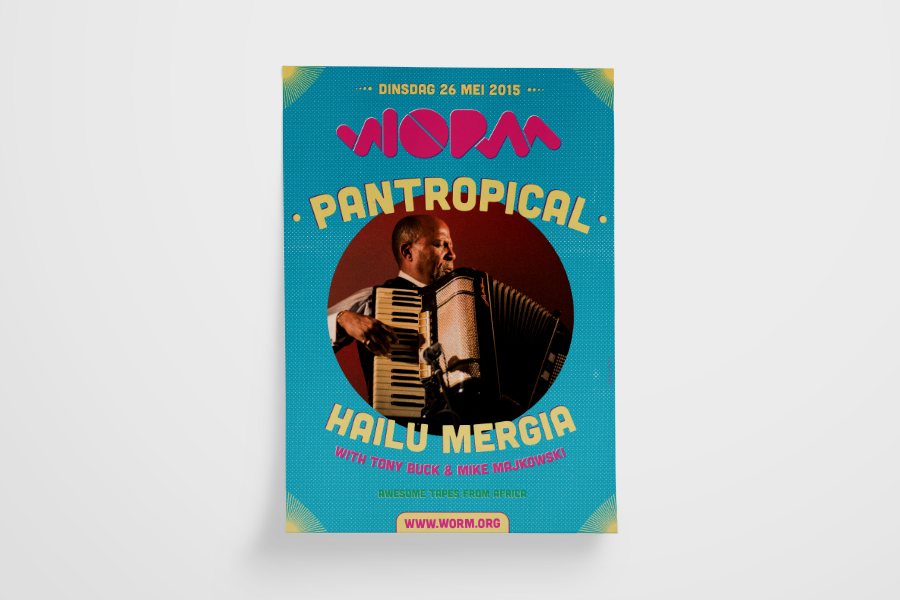 Worm - Pantropical - Hailu Mergia