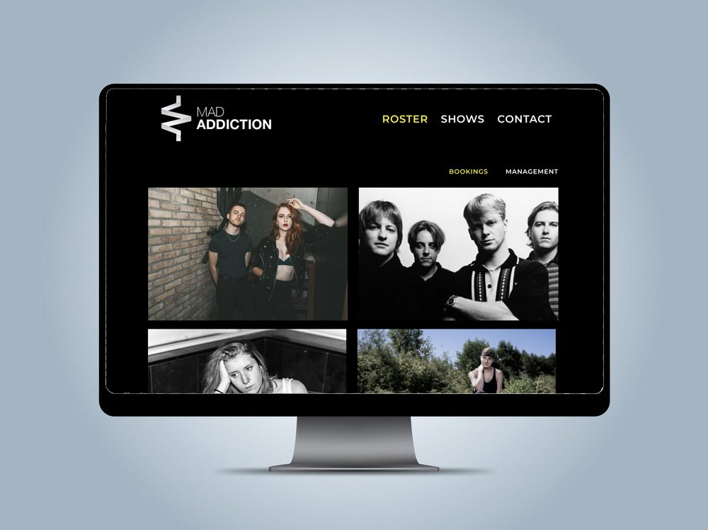 Mad Addiction - Website - Subblicious