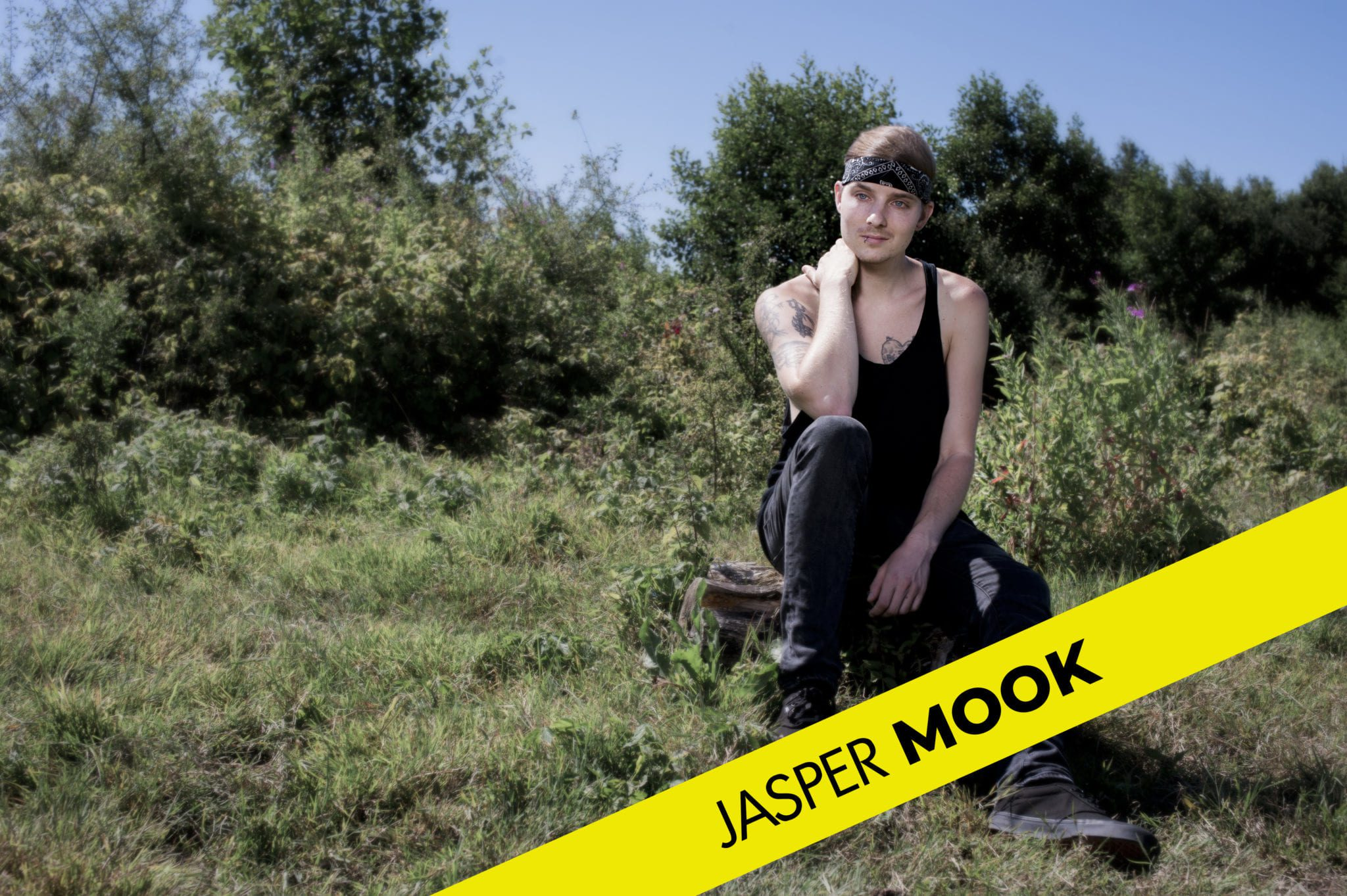 Jasper Mook - Mad Addiction Bookings