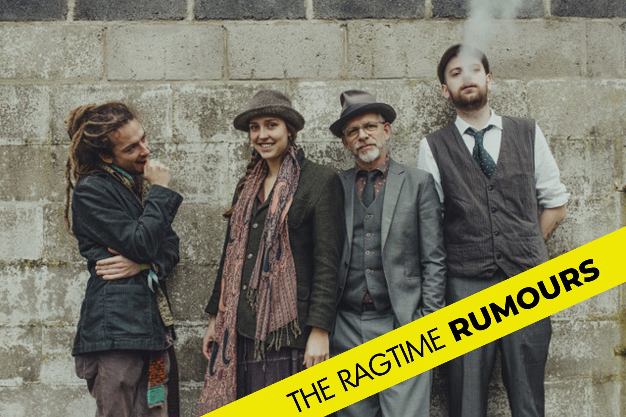 The Ragtime Rumours - Mad Addiction Bookings